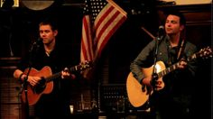 """Acoustic by Candlelight: Neil Byrne and Ryan Kelly   -- Carrickfergus"""""""