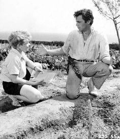 The Spanish Gardener. Dir: Philip Leacock. 1956
