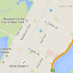 Interactive Central Park Map - The Official Website of Central Park NYC