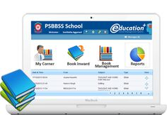 Covers all aspects of School Management, right from student intake till student passing out of school.