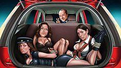 La filial de Ford en la India pide disculpas por emitir un anuncio que caricaturiza a Berlusconi