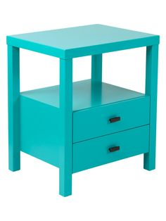 Westwood Square Accent Table from Pops of Color: Accents on Gilt
