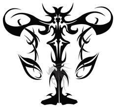 tribal-libra-zodiac-tattoo-design.jpg (919×870)