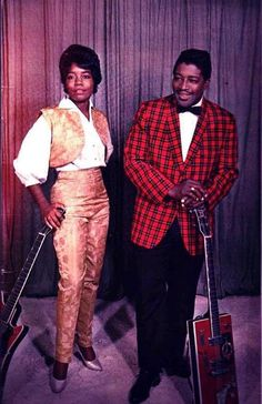 Bo Diddley and The Duchess