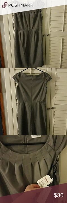 BRAND NEW Calvin Klein Dress Bought from TJ Maxx for $50 Original retail is $84 Size 6p Proffessional, yet flirty Has loops if you want to wear a belt with it My whole closet is buy one get one free! Calvin Klein Dresses