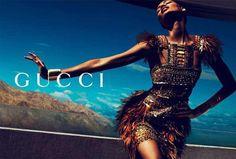 Gucci ads in Lanzarote