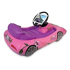 image of Dora the Explorer™ Inflatable Sports Car for iPad® by CTA Digital