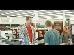 It's Peyton on Sunday Mornings — Groceries & NFL SUNDAY TICKET