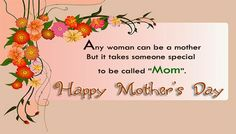 Happy Mothers Day 2015 SMS