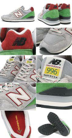 【楽天市場】ニューバランス new balance スニーカー M996 PG Grey メイドインUSA メンズ(男性用) (NEWBALANCE M996 PG グレー Made in USA Sneaker sneaker SNEAKER MENS・靴 シューズ SHOES スニーカ M996-PG) ice filed icefield:ice field(アイスフィールド)