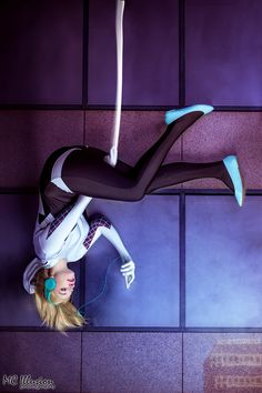 Hanging Out - Cosplayer Emily Inman  MC Illusion Photography
