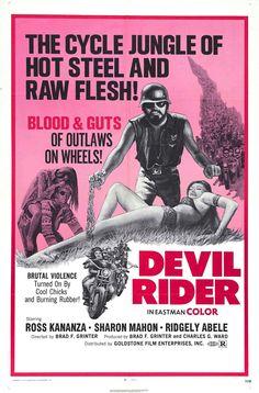 Devil Rider! (1970)