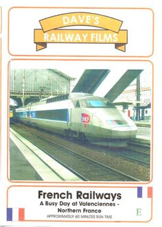 French Railways A busy Day at Valenciennes