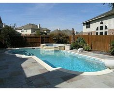 pool shape for my backyard size and space.