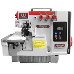 Máquina de Costura Industrial Overloque W4-3 DC/E Industrial Machine, Sewing, Trendy Tree, Tools, Dressmaking, Couture, Stitching, Sew, Costura