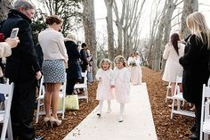 Cutest flower girls with native styled flower crowns by Naomi Rose Floral Design Photo from Simon + Alex collection by Jerome Cole Photography