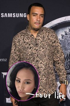 French Montana Totally Has To Be Dating Rich Kids' Dorothy Wang Despite The Pair's Past Denials! Look At This Proof!