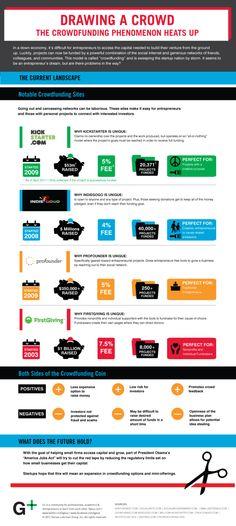Crowdfunding infographicness