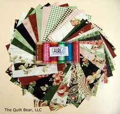The Quilt Bear – Mother's Day Giveaway Bundle