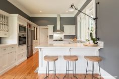 From drab to fab: Julia and Jordan's edgy character home | Habitat by Resene | From drab to fab: Julia and Jordans edgy character home