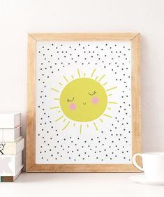 Etsy :: Your place to buy and sell all things handmade Kids Room Wall Art, Diy Wall Art, Nursery Wall Art, Nursery Decor, Room Decor, Kids Wall Decor, Wal Art, Diy Bebe, You Are My Sunshine