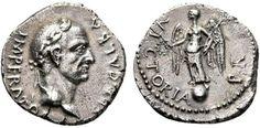 Monedas del año de los Cuatro Emperadores | Numismatica Visual