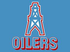 Time to Resurrect the Houston Oilers American Football League, National Football League, Nfl Logo, Team Logo, Houston Texans Schedule, Tango Blast, Sports Memes, Sports Logos, Sports Art