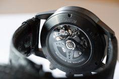 Bespoke watches from Maurice de Maurice for men and women.