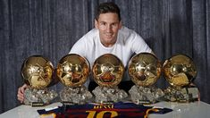 Leo Messi to offer up his fifth FIFA Ballon dOr to Camp Nou