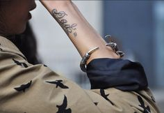 Pamela Love, tattoo ❤️