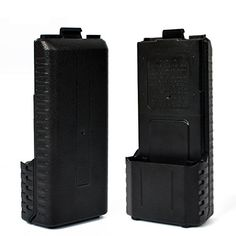 6xAA Battery Case Shell Black For Two Way Radio for Baofeng UV-5R UV-5RE Plus *** More info could be found at the image url.