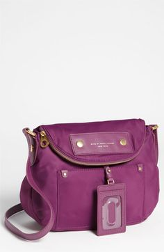 MARC BY MARC JACOBS 'Preppy Nylon - Natasha' Crossbody Bag available at #Nordstrom