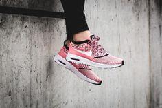 sports shoes ec0b6 21f3d WOMENS AIR MAX THEA ULTRA FLYKNIT – Nike Air Max Thea Ultra Flyknit Bright  Melon