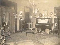"""Interior 1880's"""