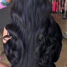 Red Brunette Hair, Brown Blonde Hair, Dark Hair, Brunette Highlights, Color Highlights, Dark Purple Hair Color, Cool Hair Color, Violet Black Hair, Wine Hair