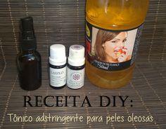 Receita DIY: Tônico vegano caseiro para peles oleosas