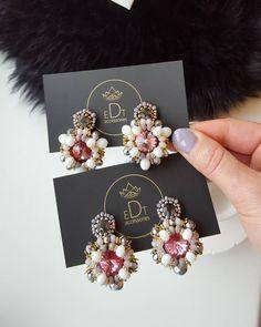 19 отметок «Нравится», 1 комментариев — EDT Accessories (@edtaccessories) в Instagram: «#earrings #earringfashion #handmadejewelry #handmade #jewelrydesign #jewelry #jewellery #jewels…»