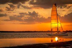 Sun Sail by Marvin Spates