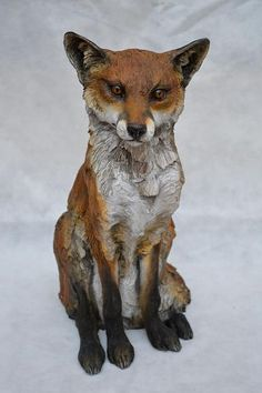 Karen Fawcett Studios|ceramic bird sculpture|ceramic animal sculpture | Mammals