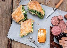 Grab Your Summer Sunglasses and Make These 28 Sandwiches Slideshow Photos - Bon Appétit