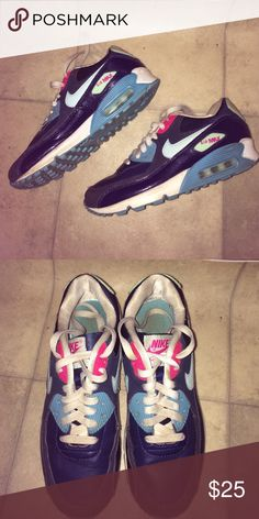 Nike air max ✔️ ‼️FINAL PRICE DROP ‼️ In good condition! ‼️PRICE IS FIRM‼️ Nike Shoes Sneakers