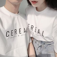Image may contain: one or more people Matching Couple Outfits, Matching Couples, Cute Couples, Korean Couple, Ulzzang Couple, Fashion Couple, Couple Goals, Korean Fashion, Couple Photos