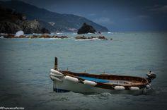 Monterosso al mare #5terre #liguria #mare #barca #monterosso
