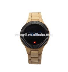 986083961f3 Fashion men women watch luxury brand smart wrist watch wooden watches