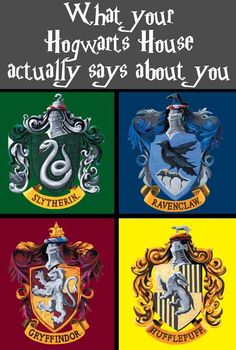 What Your Hogwarts House Actually Says About You<<<<is it possible to be both Gryffindor and Ravenclaw?