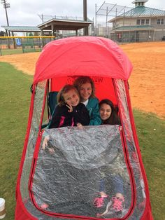 """""""I can't say enough great things about this product! Kept us warm and dry all day Sunday in Florida of all places for a soccer tournament. Lost count of how many people asked me where I got it."""" #UTWPods"""