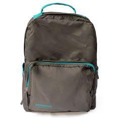 Kakhi small back pack Bensimon
