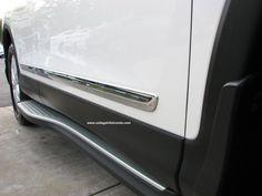 Episode #256 - 2012+ Honda CR-V Imported Chrome Door Garnish Installation