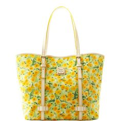 PERFECT FOR SPRING - Dooney & Bourke Petunia East/West Shopper