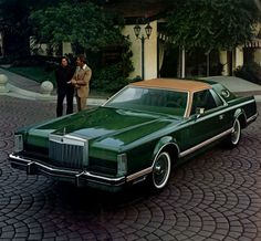 1977 Lincoln Continental Mark V Givenchy Edition